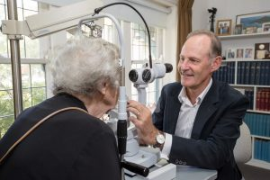 Ian Gutteridge Optometrist at Hampton Eyecare VIC