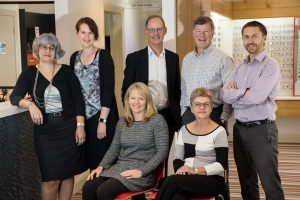 Hampton Eyecare Optometrists and staff