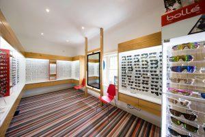 Hampton Eyecare Practice Image